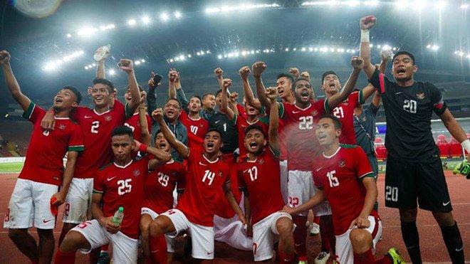 Vi sao U23 Indonesia so phai boc tham lai ASIAD 18? hinh anh 1