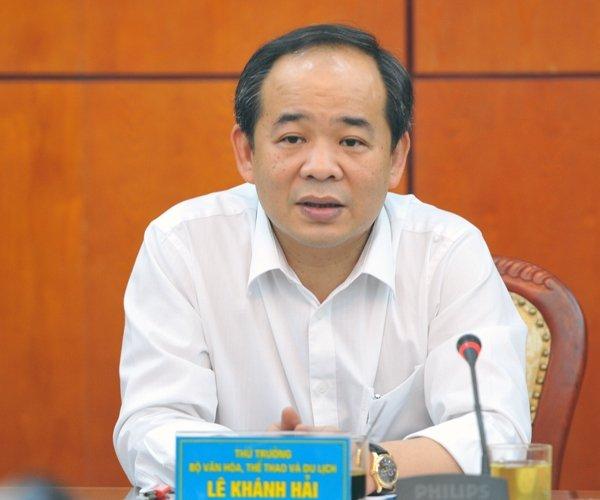 Thu truong Le Khanh Hai ung cu Chu tich VFF: Se co chien luoc phat trien bong da Viet Nam hinh anh 1