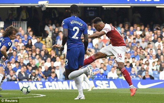 Truc tiep Chelsea vs Arsenal, dai chien vong 2 Ngoai hang Anh 2018 hinh anh 12