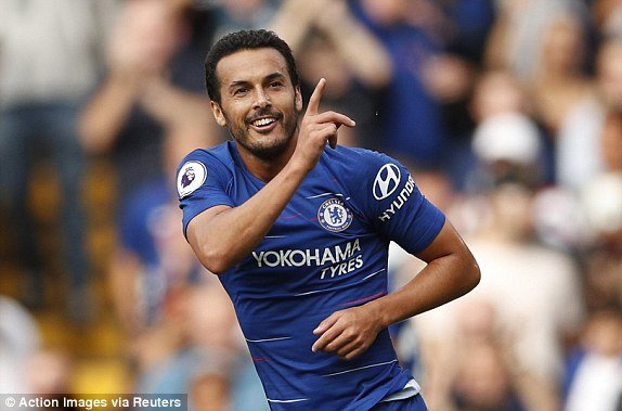 Truc tiep Chelsea vs Arsenal, dai chien vong 2 Ngoai hang Anh 2018 hinh anh 11