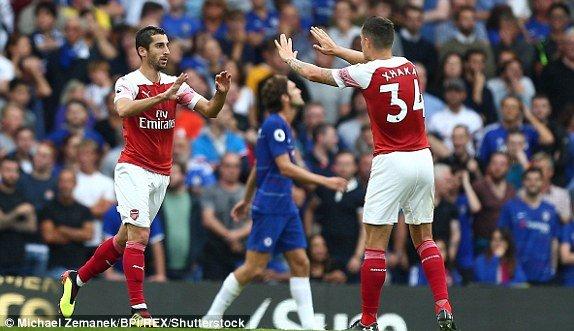 Truc tiep Chelsea vs Arsenal, dai chien vong 2 Ngoai hang Anh 2018 hinh anh 8