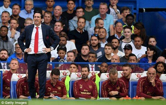 Truc tiep Chelsea vs Arsenal, dai chien vong 2 Ngoai hang Anh 2018 hinh anh 5