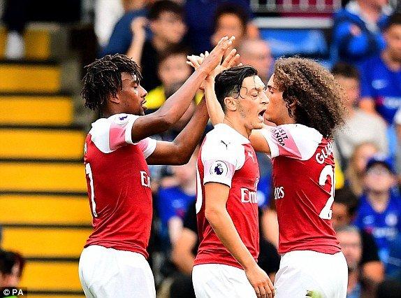 Truc tiep Chelsea vs Arsenal, dai chien vong 2 Ngoai hang Anh 2018 hinh anh 7