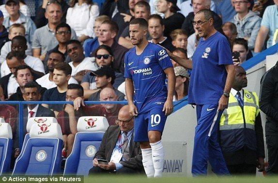 Truc tiep Chelsea vs Arsenal, dai chien vong 2 Ngoai hang Anh 2018 hinh anh 4