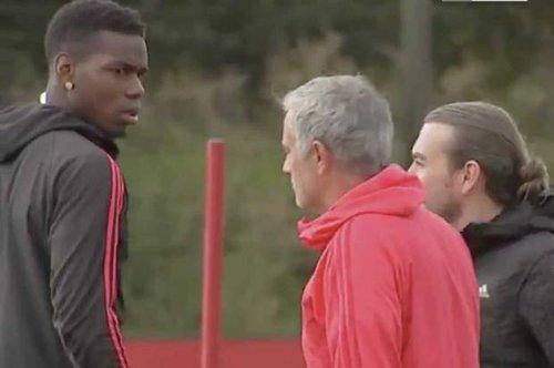Ly do Mourinho va Pogba gian nhau tren san tap hinh anh 1