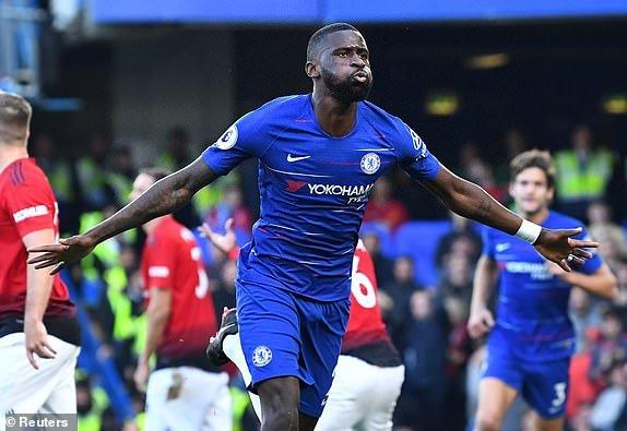 Truc tiep Chelsea vs MU, Link xem bong da Ngoai hang Anh 2018 vong 9 hinh anh 2