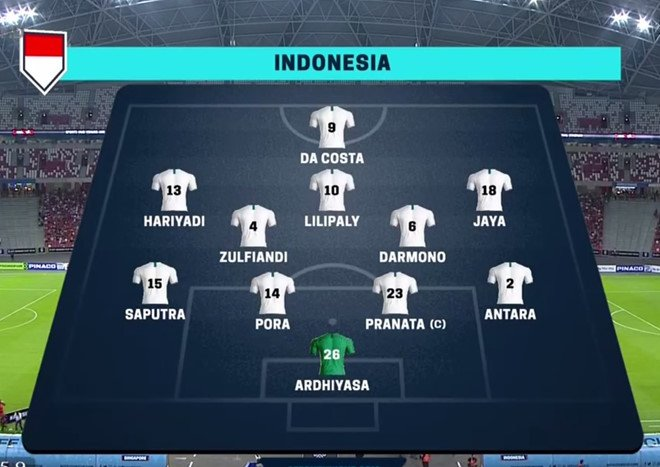 Truc tiep Indonesia vs Singapore vong bang AFF Cup 2018 hinh anh 3