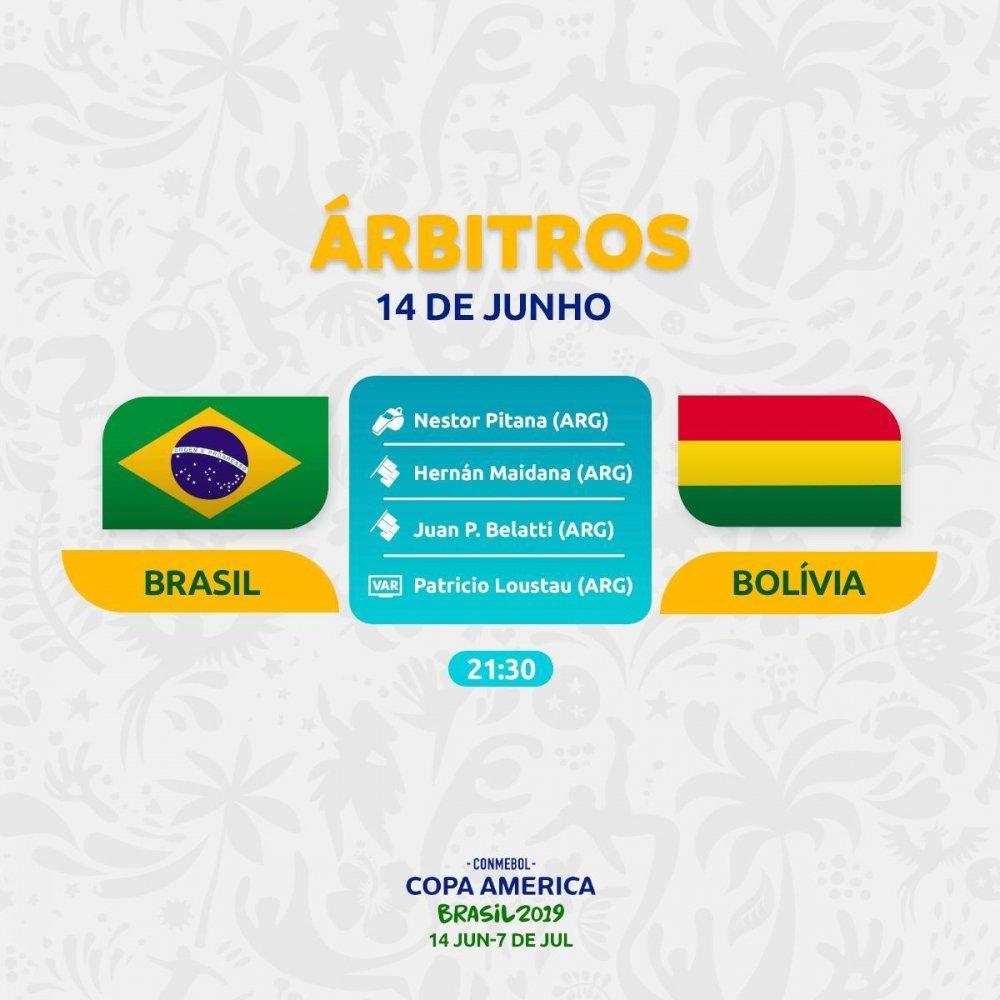 trong tai Copa America 4