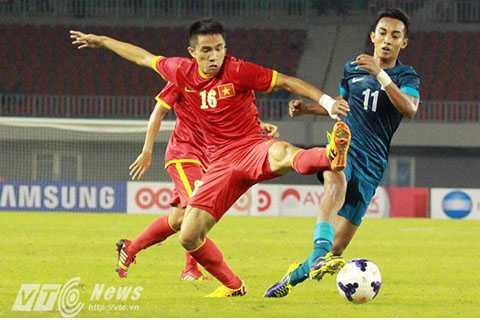U23 Việt Nam đã để thua một cách đáng tiếc