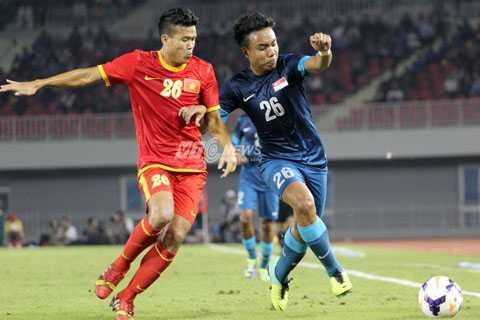 U23 Việt Nam không có nhiều cơ hội ghi bàn ở trận này