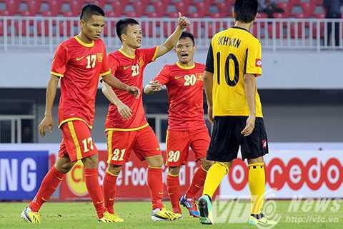 U23 Việt Nam sẽ bước vào thử thách đầu tiên ở SEA Games 27