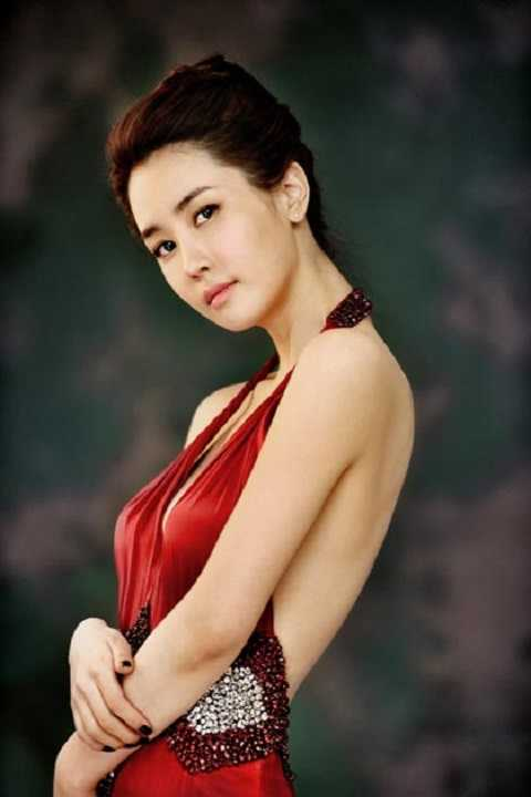Nữ diễn viên Lee Da Hae.