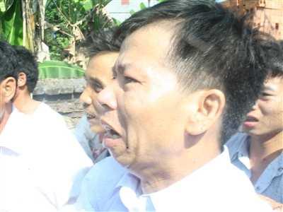 Ông Nguyễn Thanh Chấn ngày được tạm hoãn thi hành án, sau 10 năm ngồi tù oan