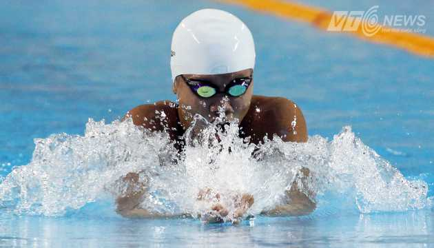 Ánh Viên đã phá kỷ lục SEA Games