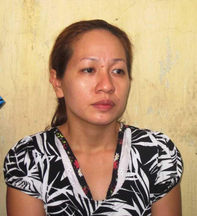 Bảo mẫu Phương nói lời xin lỗi các phụ huynh có con em bị hành hạ từ trại tạm giam.