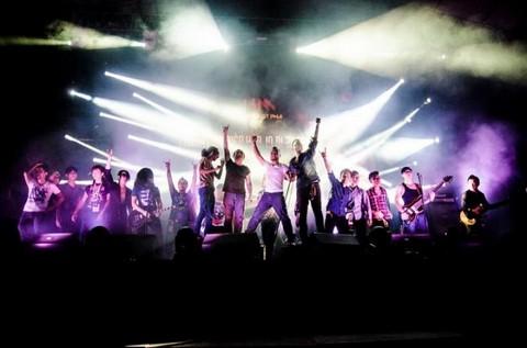 Liveshow RockStorm 2012 tại Biên Hòa (19/01/2013)