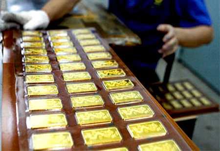 Hôm nay đấu giá 1.500 lượng vàng