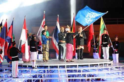 SEA Games là dịp để các quốc gia Đông Nam Á thể hiện tinh thần đoàn kết
