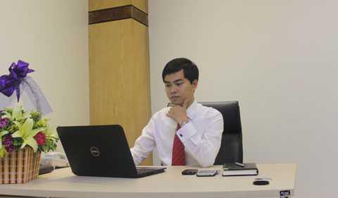 Chuyên gia e-marketing Nguyễn Phan Anh