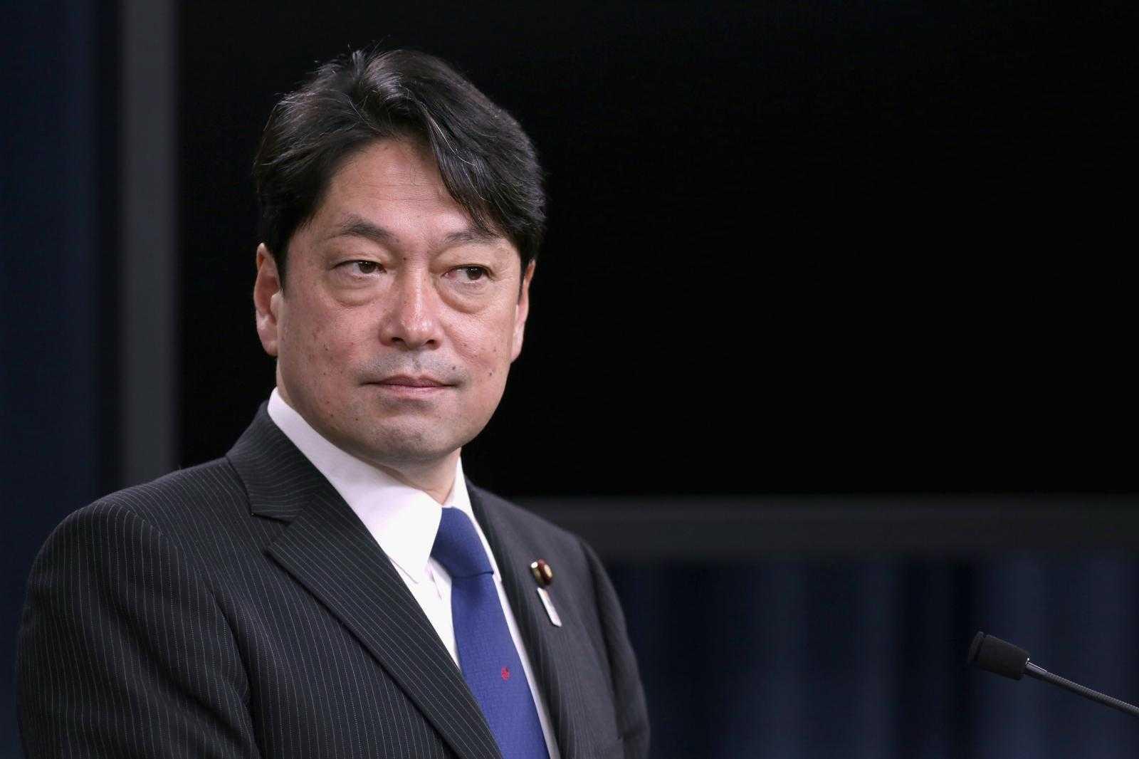 Bộ trưởng Quốc Nhật Bản Itsunori Onodera