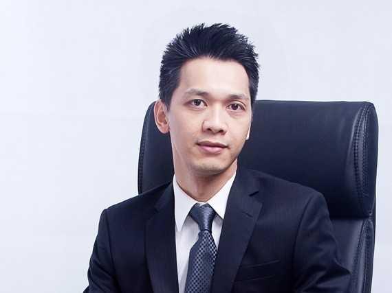 Chủ tịch ACB Trần Hùng Huy.