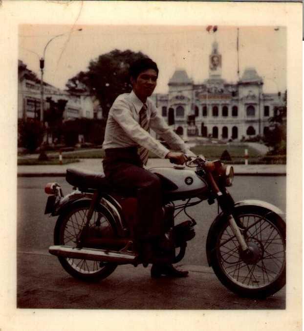 Nhạc sỹ Vũ Thảo có mặt ở Sài Gòn sau ngày đất nước thống nhất