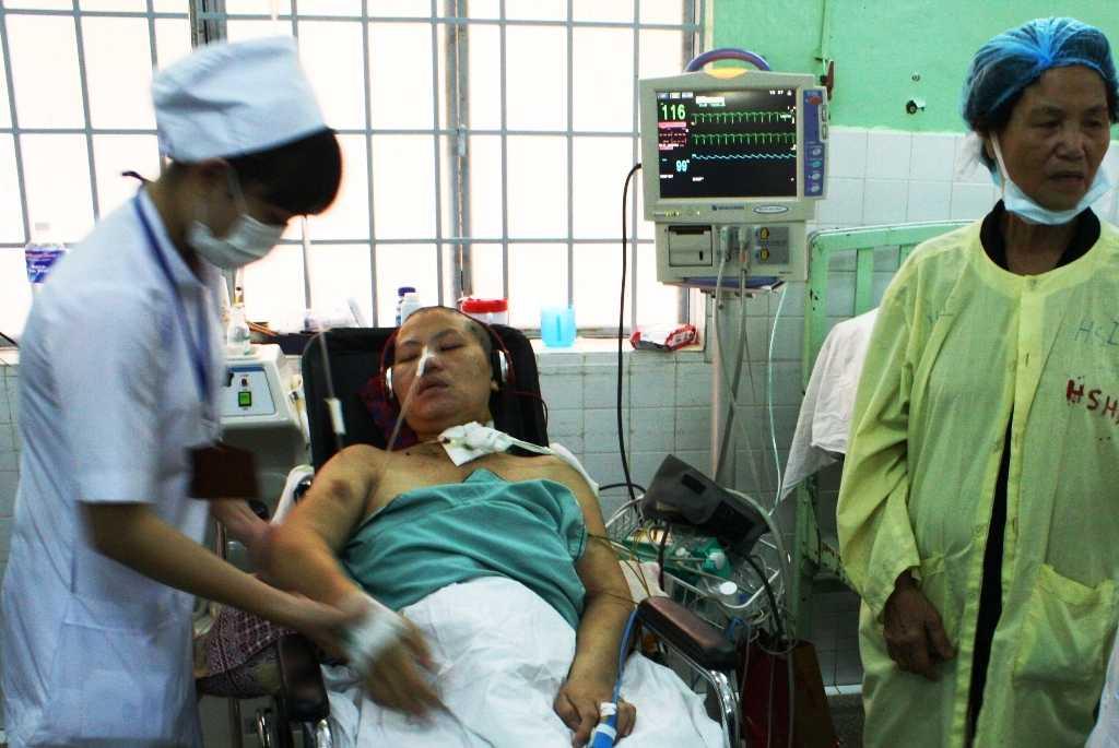Bệnh viện Đa khoa Đồng Nai lần đầu tiên cứu thành công cả mẹ, con sản phụ Đỗ Thị Diệu Huyền