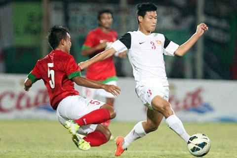 Đông Triều có tốc độ tốt nhất U19 Việt Nam