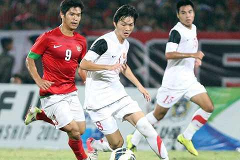 Ronaldinho của U19 Việt Nam - Tuấn Anh