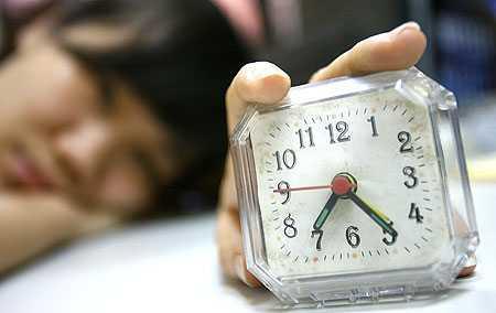 Đổi múi giờ là ý tưởng cực đoan