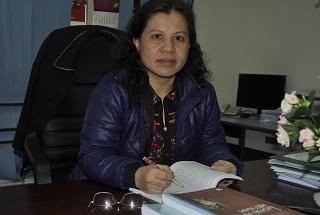 TS. Nguyễn Ánh Hồng - Trưởng khoa Văn hóa và phát triển, Học viện Báo chí và Tuyên truyền