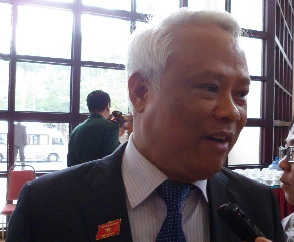 Phó Chủ tịch Quốc hội Uông Chu Lưu (Ảnh: Xuân Hải)