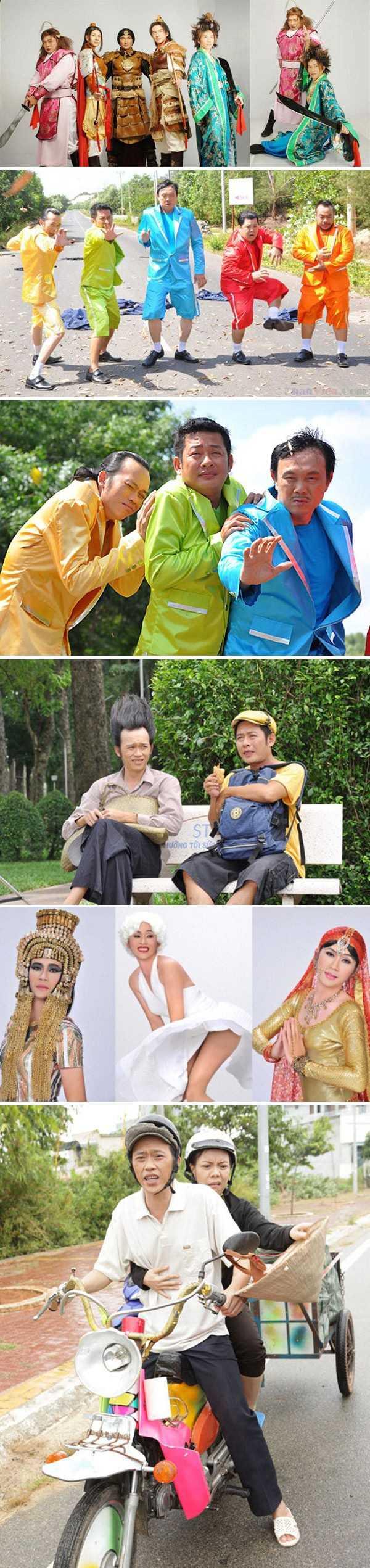Sự có mặt của Hoài Linh đã mang tiền tỷ về cho các phim chiếu Tết như Võ lâm truyền kỳ, Công chúa teen và ngũ hổ tướng, Hello cô Ba và Nhà có 5 nàng tiên.