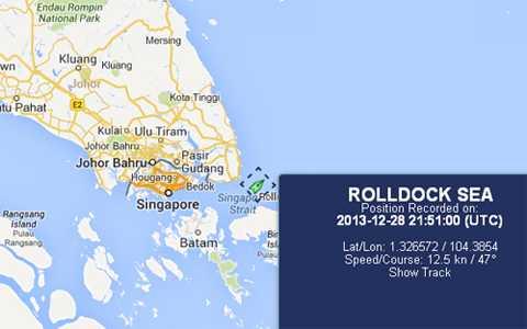Đến 28/12/2013, Kilo Hà Nội đã có mặt tại Singapore
