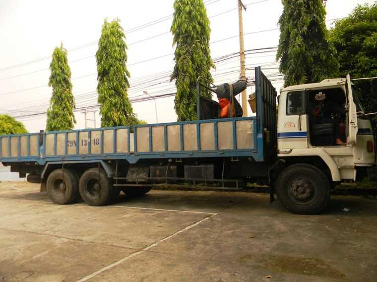 Sáng 11/12, cơ quan công an đã lập biên bản bàn giao lại chiếc xe mang BKS 79N 1348 cho tài xế Hồ Kim Hậu (30 tuổi, quê Bình Định)
