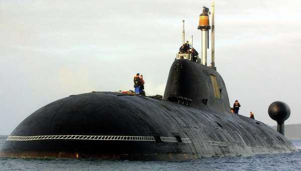 Tàu ngầm hạt nhân lớp Aluka của Hải quân Nga