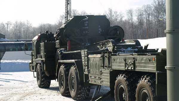 S-400 Triumf – 'át chủ bài' của phòng không Nga