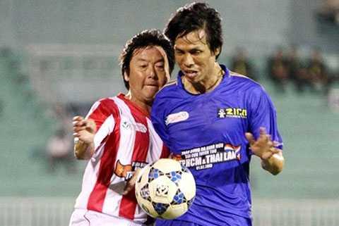 Chiến thắng đậm đà của Việt Nam trước Lào ở SEA Games 20: 9-0