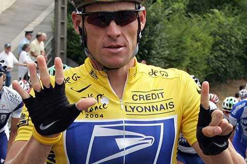 Scandal doping của Lance Amstrong làm rung chuyển thể thao thế giới