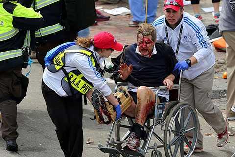 Cuộc khủng bố đẫm máu tại Boston