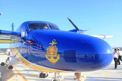 Việt Nam đã nhận chiếc thủy phi cơ Twin Otter đầu tiên và sắp sửa nhận 5 chiếc còn lại.