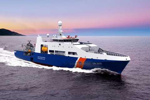 DN-2000 là tàu cảnh sát biển hiện đại nhất ở Đông Nam Á hiện nay