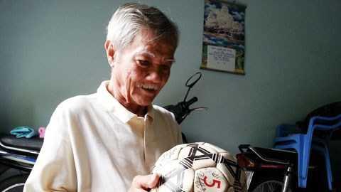 Danh thủNguyễn Ngọc Thanh mơ một lần nữa thấy Việt nam vô địch bóng đá SEA Games