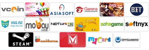 Những dịch vụ nạp game trong nước và quốc tế VTC365 đang cung cấp