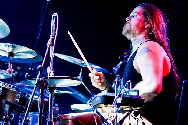 Drummer Thomas Lejon của Andromeda