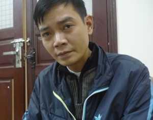 Ông Nguyễn Lê Lâm – Phó Chủ tịch Ủy ban Nhân dân phường Phương Liệt (Thanh Xuân, Hà Nội) đang kể lại vụ việc với phóng viên