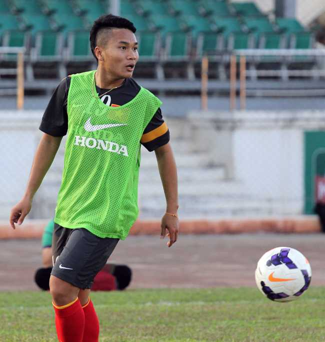 Ở đấu trường SEA Games năm nay, Phi Sơn là vũ khí bí mật của U23 Việt Nam