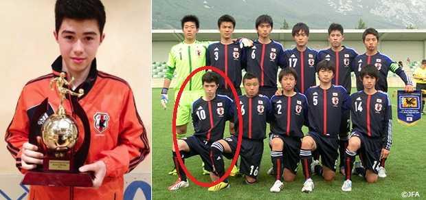Cy Goddard từng được xem là cầu thủ trẻ sáng giá nhất của bóng đá Nhật Bản