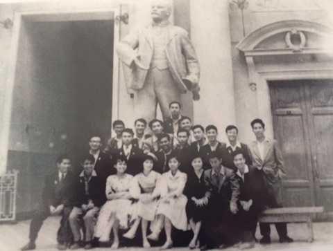Những lưu học sinh đầu tiên của Việt Nam đến Liên Xô nói họ được bà Sophia Korchikova chăm sóc, dạy dỗ như một người mẹ, người chị