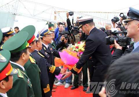 Sự kiện đánh dấu bước tiến mới trong quan hệ Việt Nam-Vương quốc Anh
